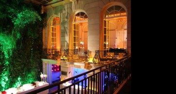 Pershing Hall restaurant Paris
