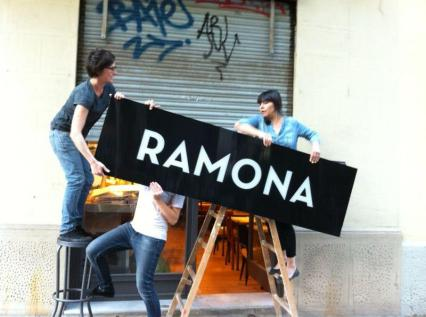 Ramona arrencant motors