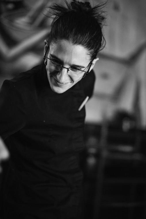 Maria Nicolau cuina