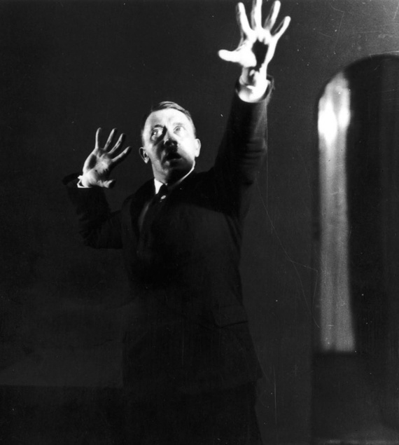 Dino amb Hitler