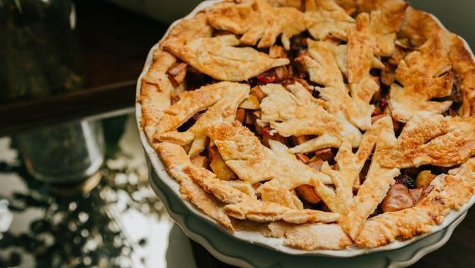 El pastís de poma de l'osYogi
