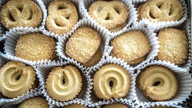 El secret de l'èxit de les galetes daneses demantega