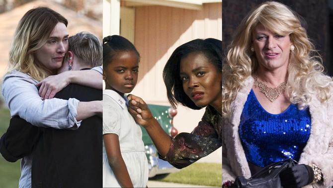 Sèries amb Kate Winslet, judicials i de terror. Iromesco!
